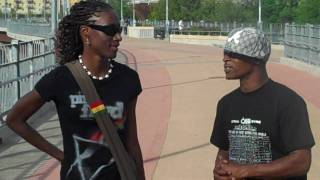 Mother Country Video Log-(Texas Relays 2010 Edition)-Faith interview