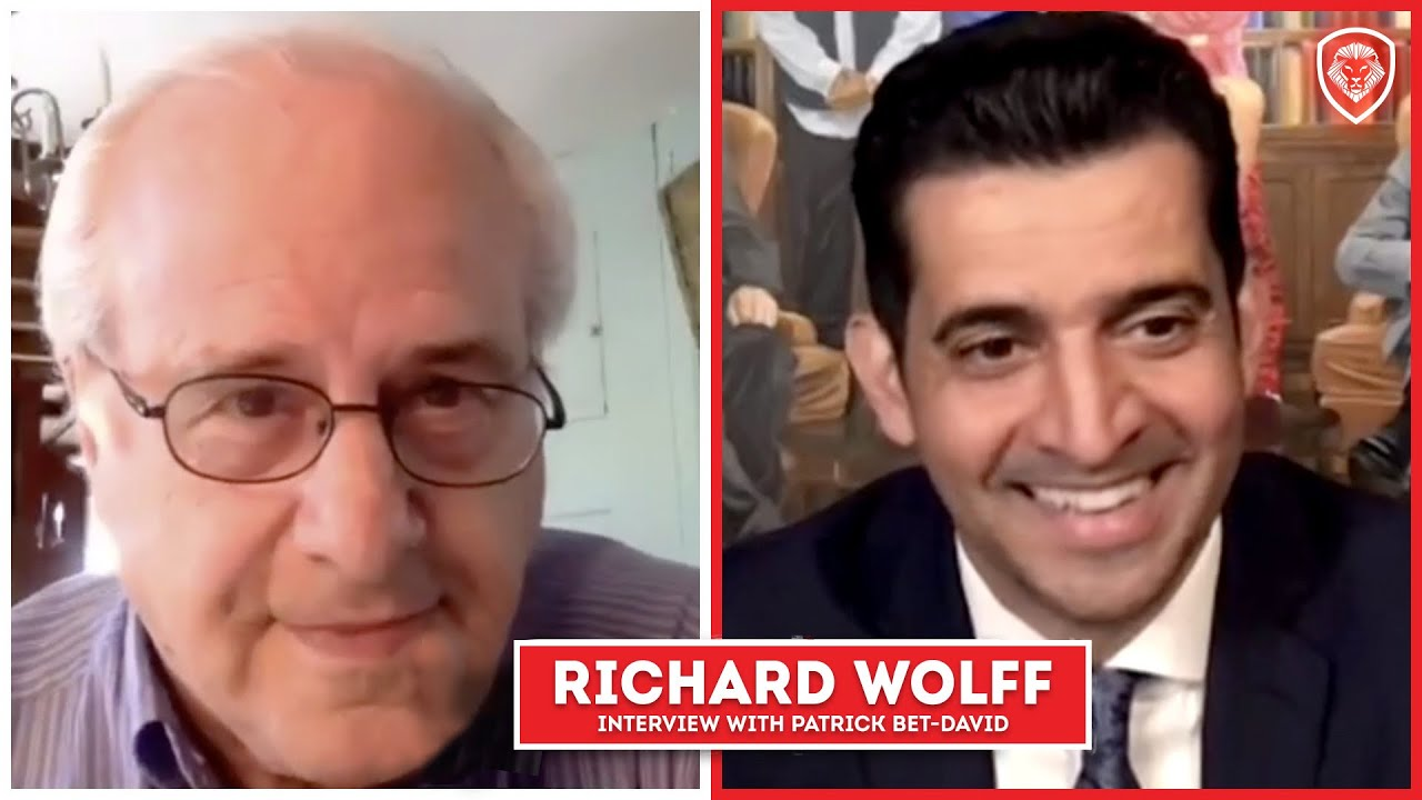 Heated Debate On Capitalism with America's Most Prominent Marxist Economist - Richard Wolff
