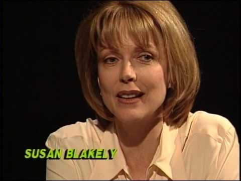 Susan Blakely--1998 TV Interview