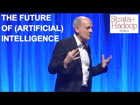 The Future of Artificial Intelligence – Stuart Russell – Strata + Hadoop World London 2016