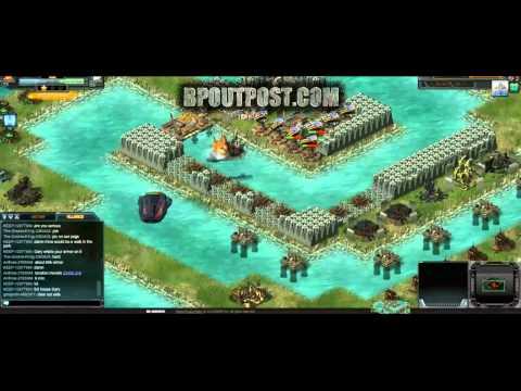 Battle Pirates Proto-Nemesis Base Hits