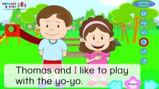 Simple English Conversation Dialogues For Kids Children With Subtitle English For Children Kids