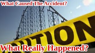 What really happened on Ride Of Steel Darien Lake July 8th 2011?