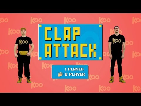 Koo Koo Kanga Roo - Clap Attack (Dance-A-Long)