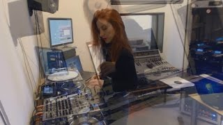 Tijana T in TweakFM (Abe Duque Records)