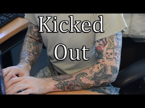 Tattoos Before Joining The Military - You're Ruining Your Life..