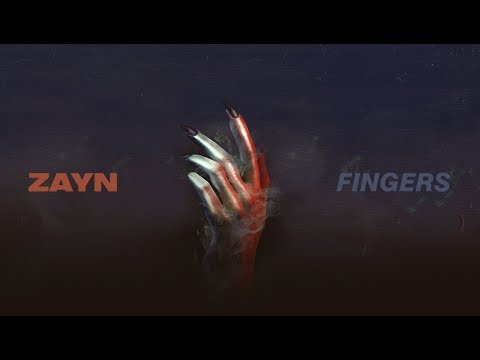 ZAYN - Fingers (Lyric Video)