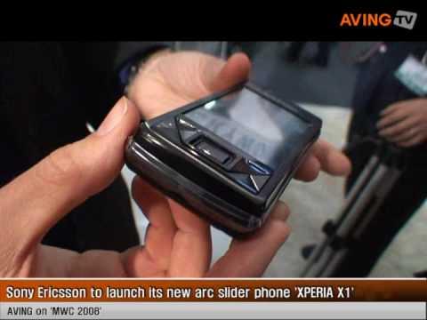 Sony Ericsson 'XPERIA X1'