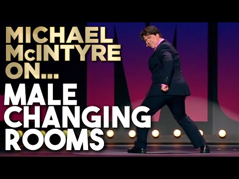 Why Do Some Men Put Their Underwear On Last? | Michael McIntyre