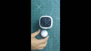 Vacos Cam Spotlight Feature & Wall Mount Testing