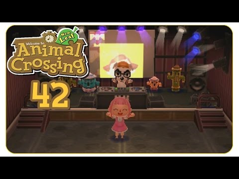 Party mit DJ KK! #42 Animal Crossing: New Leaf - Let's Play