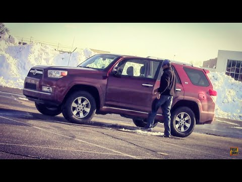 2013 Toyota 4Runner -- Test Drive and Review