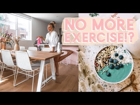 Sad About My Body Update! [VLOG] Cleaning, What I Eat + BABY NAME CLUE!