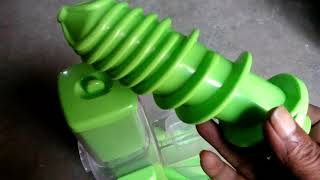 Unique and affordable hand juicer and very very cheap price @Rs 200/- only