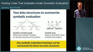 Finding Code That Explodes Under Symbolic Evaluation