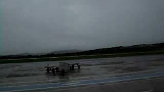 Suposto OVNI no aeroporto de Goiania