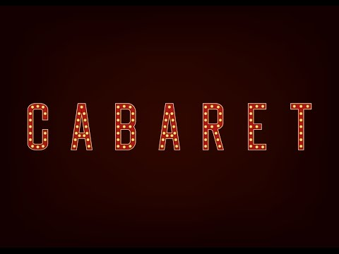 CABARET - Deerfield Academy Winter 2016 Musical