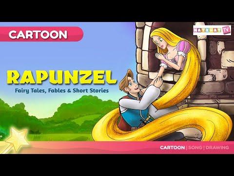 Princess Rapunzel   Stories and Tales in Hindi   बच्चों की नयी हिंदी कहानियाँ I