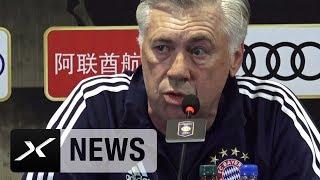 Wegen Real Madrid: Carlo Ancelotti will den Videobeweis | FC Bayern München
