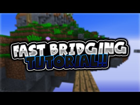 how-to-speed-bridge/ninja-bridge-in-minecraft-[english]