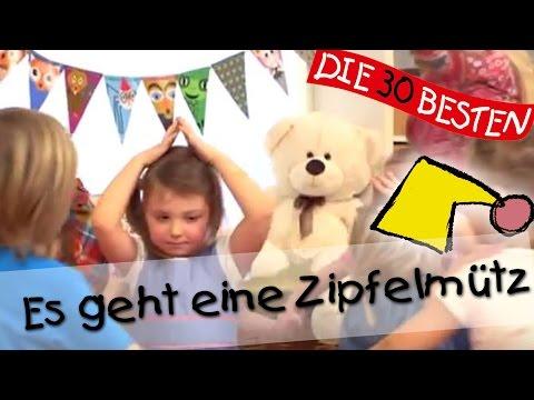 Es Geht Eine Zipfelmütz - Singen, Tanzen Und Bewegen || Kinderlieder