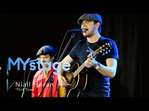 Niall Horan 'This Town' Live On MYstage
