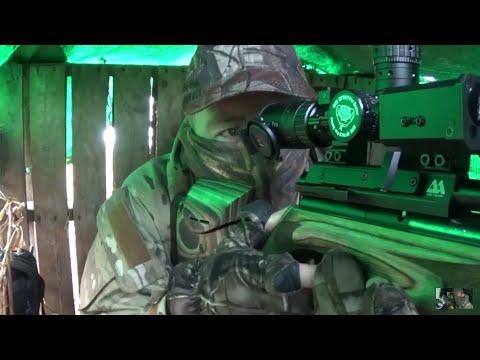 Air Rifle Hunting,  Adapting Tactics Pays Off