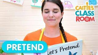 Let's Pretend to be Butterflies | Caitie's Classroom