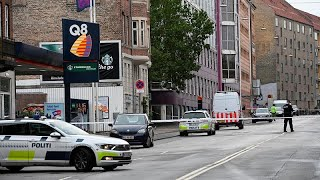 انفجار قرب مركز للشرطة في العاصمة الدنمركية كوبنهاغن دون وقوع إصابات…