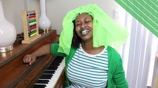 Little Red Riding from the Hood - GloZell xoxo