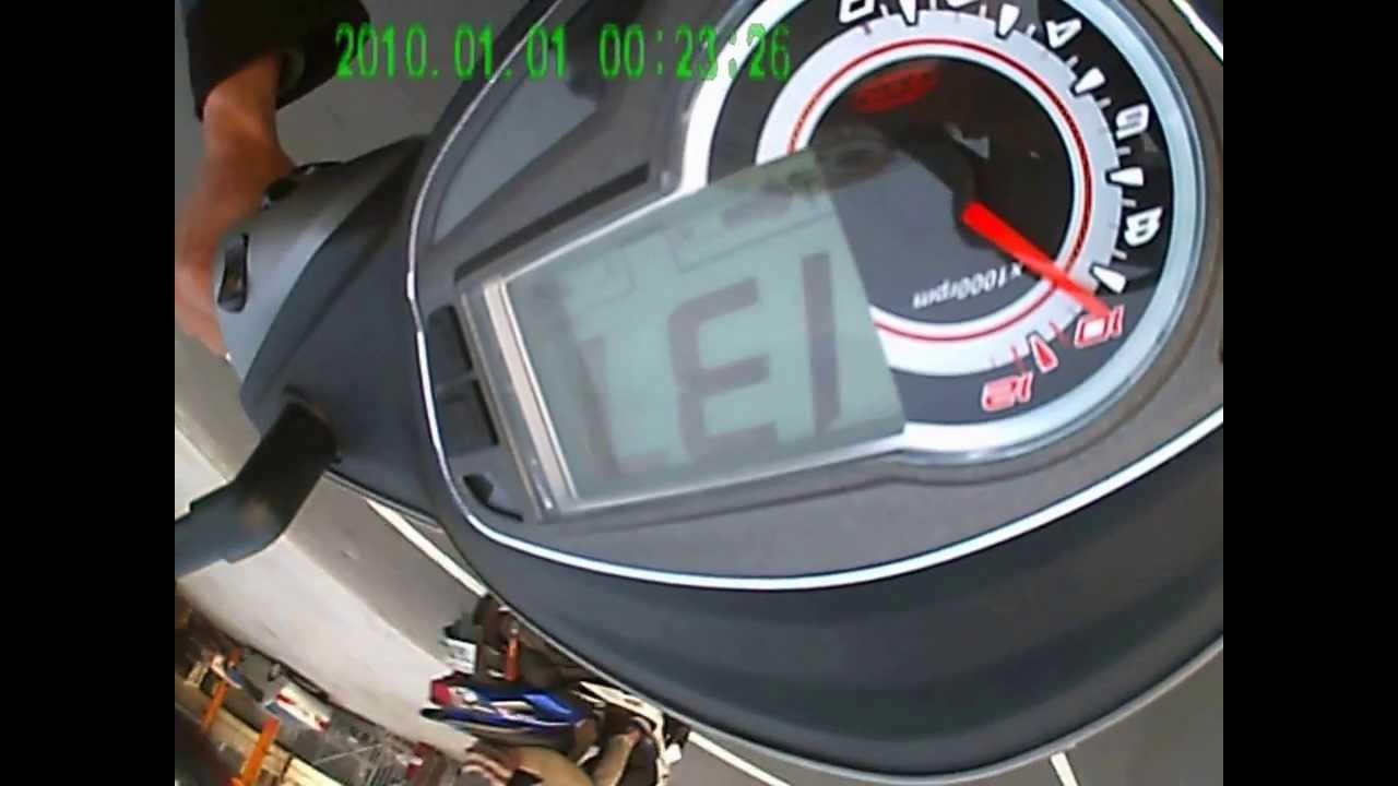 PGO 比雅久 彪虎150 改 63缸 (180cc) 未拖齒 喜歡尾速的朋友可以拖齒尾速會更好 - YouTube