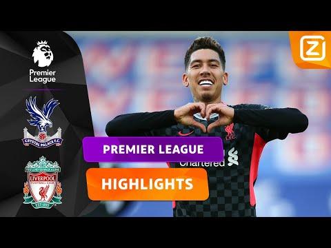 DOELPUNTRIJKE WEDSTRIJD! ⚽️   Crystal Palace vs Liverpool   Premier League 2020/
