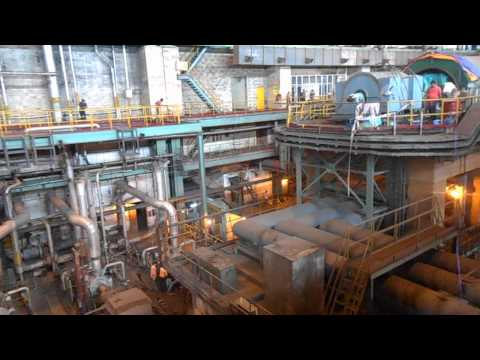 Live working of Thermal Power Plant