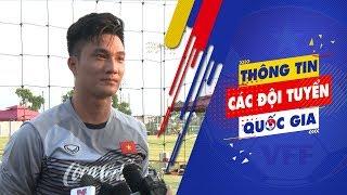 ĐT U23 Việt Nam hào hứng với tập buổi đầu tiên tại trung tâm PVF Hưng Yên | VFF Channel