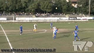 Eccellenza Girone B Signa-Badesse 1-4
