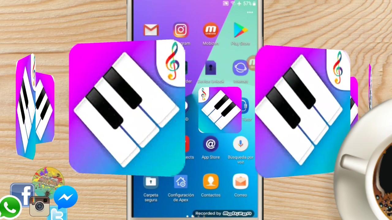 (Simply piano premier) la mejor aplicacion para aprender piano y teoria  musical +ApkPro