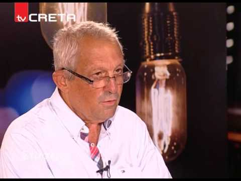 """Ο Ιωσήφ Σηφάκης στις """"Στάσεις ζωής"""" με την Ρένα Παπαδάκη"""