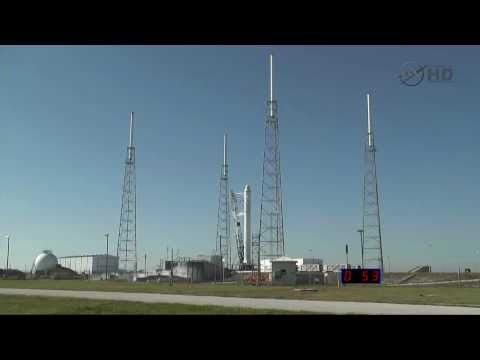 SpaceX Falcon 9 Flight 2 NASA TV HD Coverage