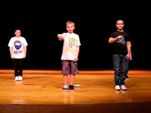 "Fernwood Avenue Middle School 7th Grade ""Tap For Tap"" Contest Entry 2011"