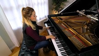 Beethoven - Moonlight Sonata 3rd Mvt Marnie Laird - Brooklyn Classical
