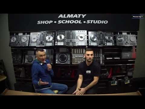 Пресс-конференция Tim Baresko @ Pioneer DJ School | Almaty
