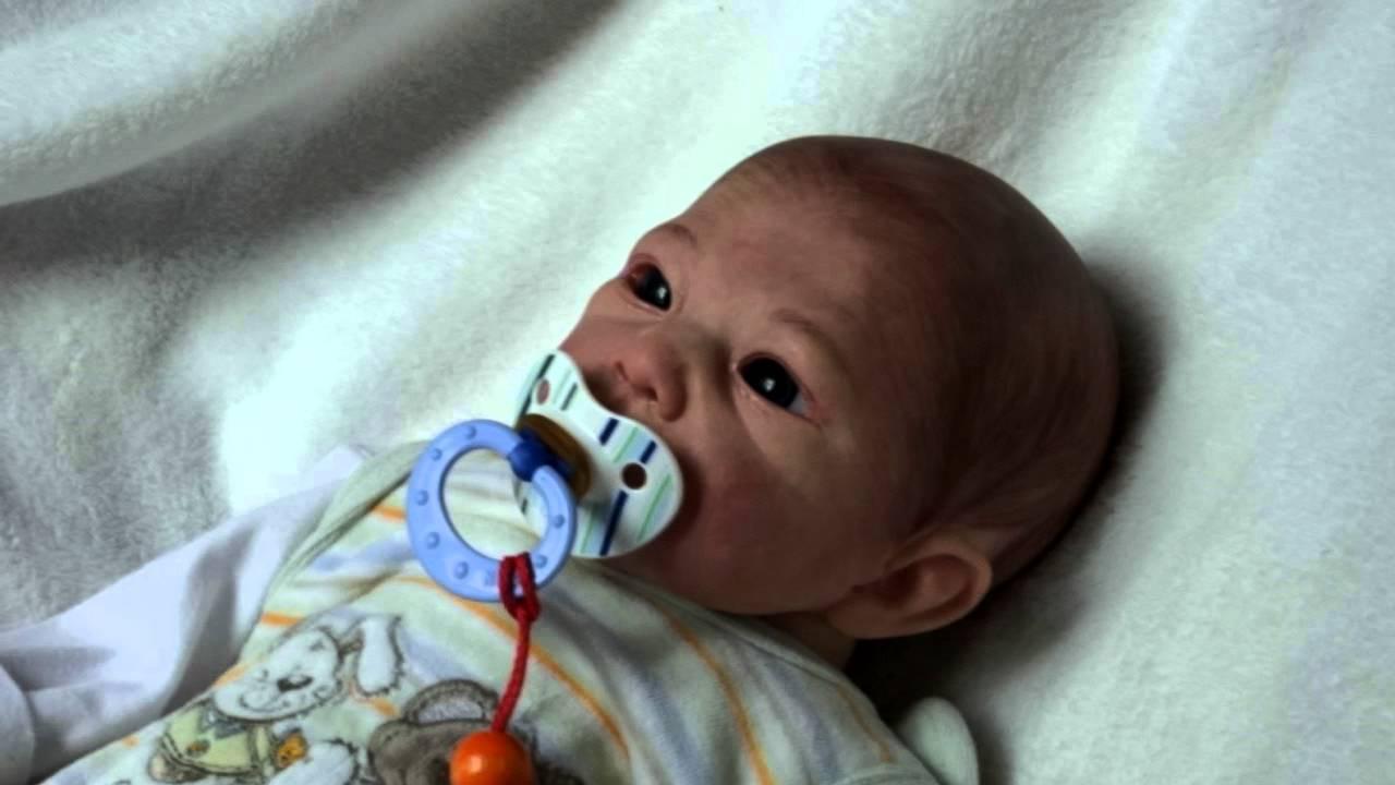 Reborn Baby Mit Funktionen Youtube