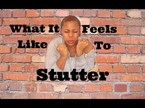 Image result for What It Actually Feels Like to Stutter
