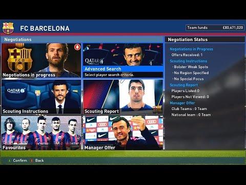 Barcelona ligamastare