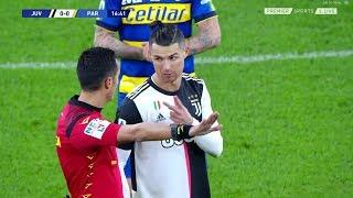 Cristiano Ronaldo VS Parma 2-0 (19/01/2020) 1080i HD English Commentry