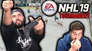 Insane NHL 2019 Competition Tournament | SweetSpotSquad