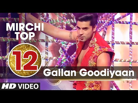 12th: Mirchi Top 20 Songs Of 2015  Gallan Goodiyaan  Dil Dhadkne Do  T-series