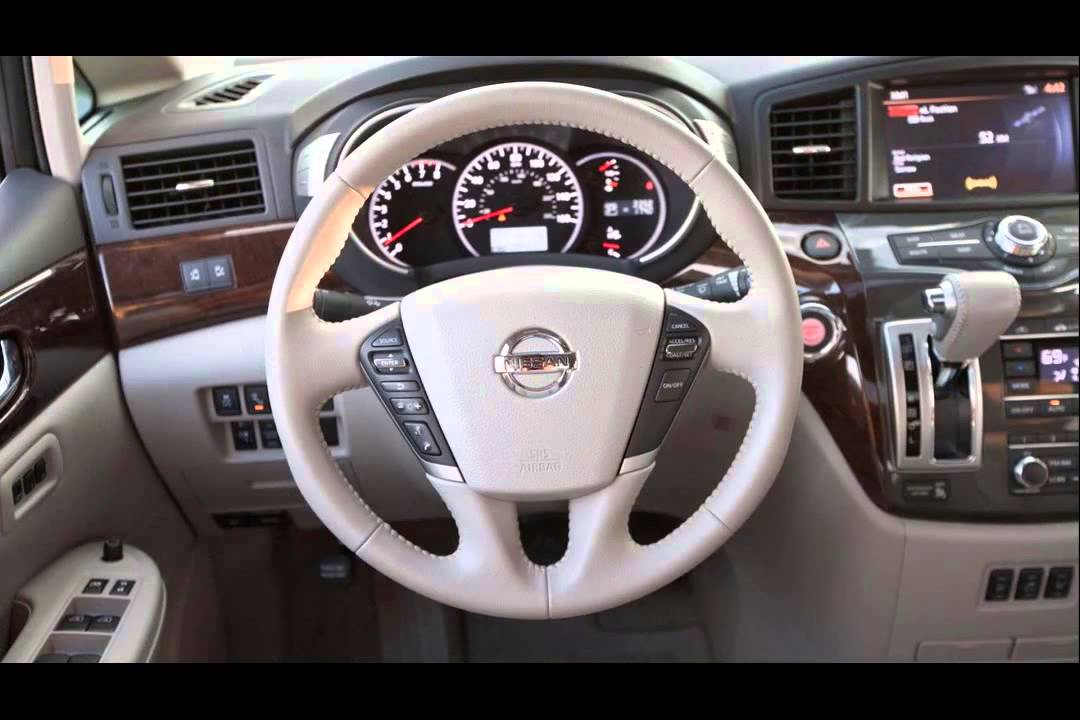 2015 Nissan Quest Youtube