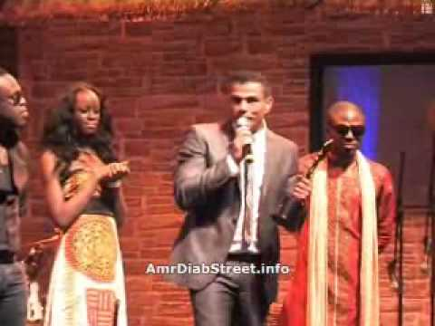 AmrDiab - the African Music Awards