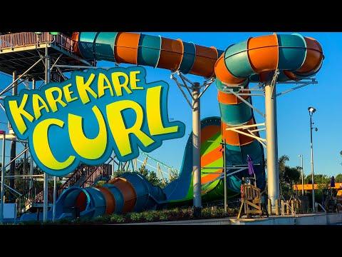 KareKare Curl at Aquatica Orlando!